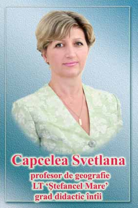 CAPCELEA SVETLANA, director-adjunct, LT