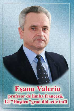 EŞANU VALERIU, director-adjunct LT